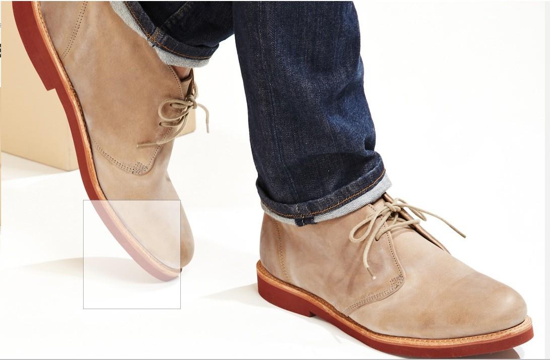 Walk-over Distressed Leather Chukkas.jpg