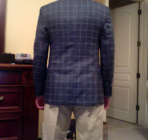 Help with Sport-Coat Fit (jacket length)
