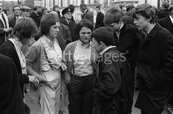 1970 bovver girls