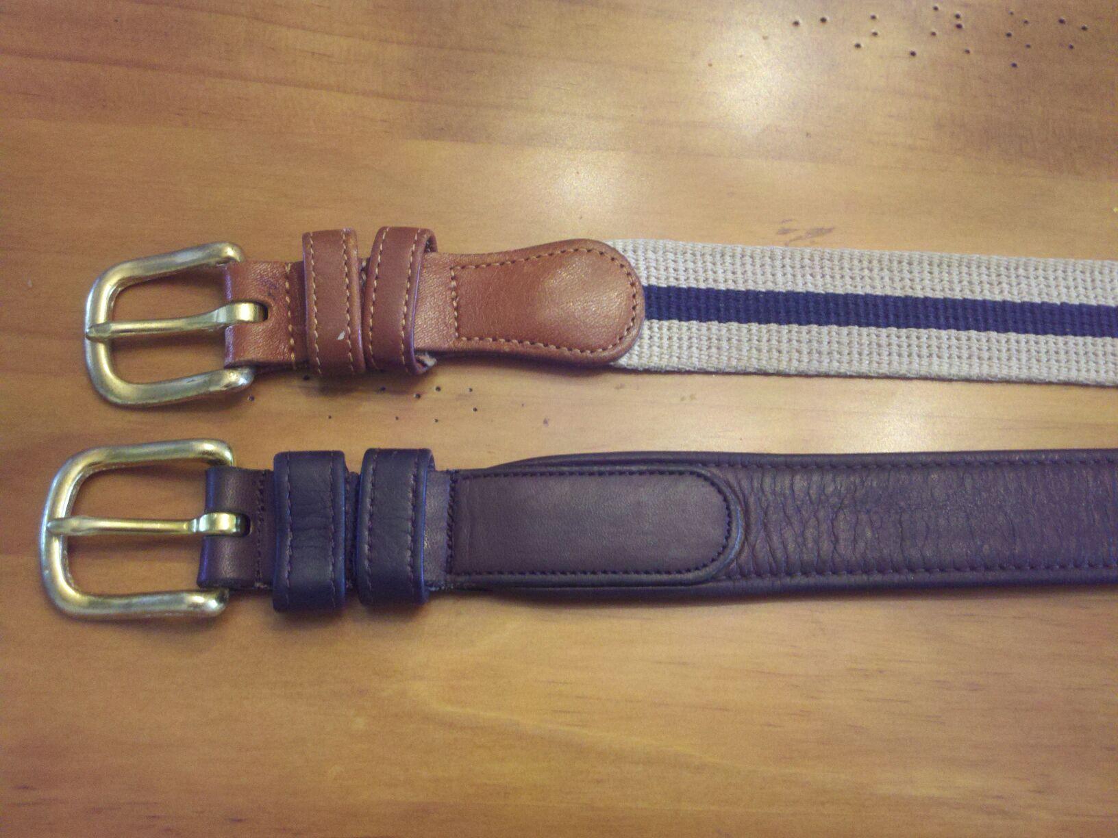 Coach Belts.jpg