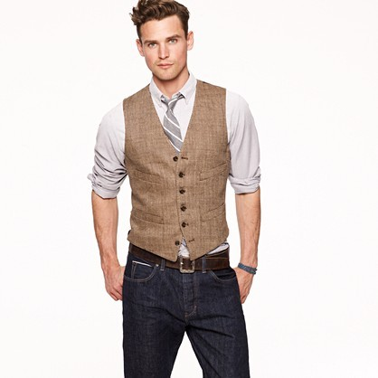 Collection Brown Vest Pictures - Klarosa