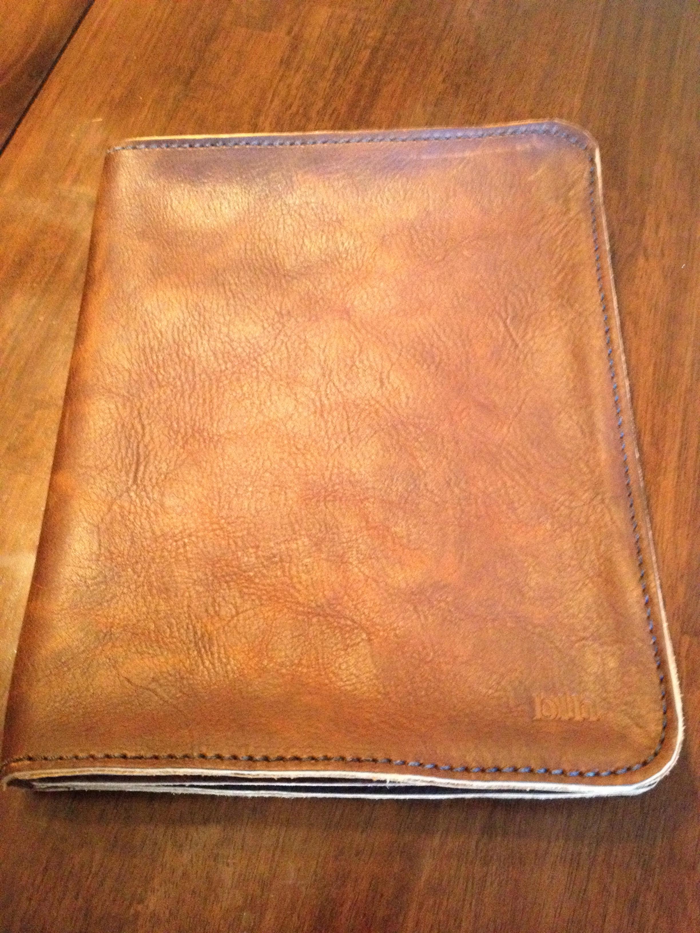 Renaissance Art Leather Portfolio Folder Holder Pics Review