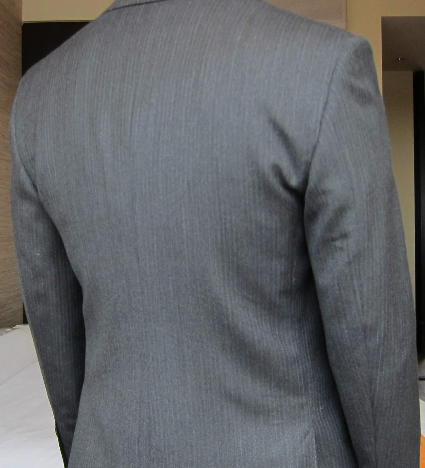 right rear side