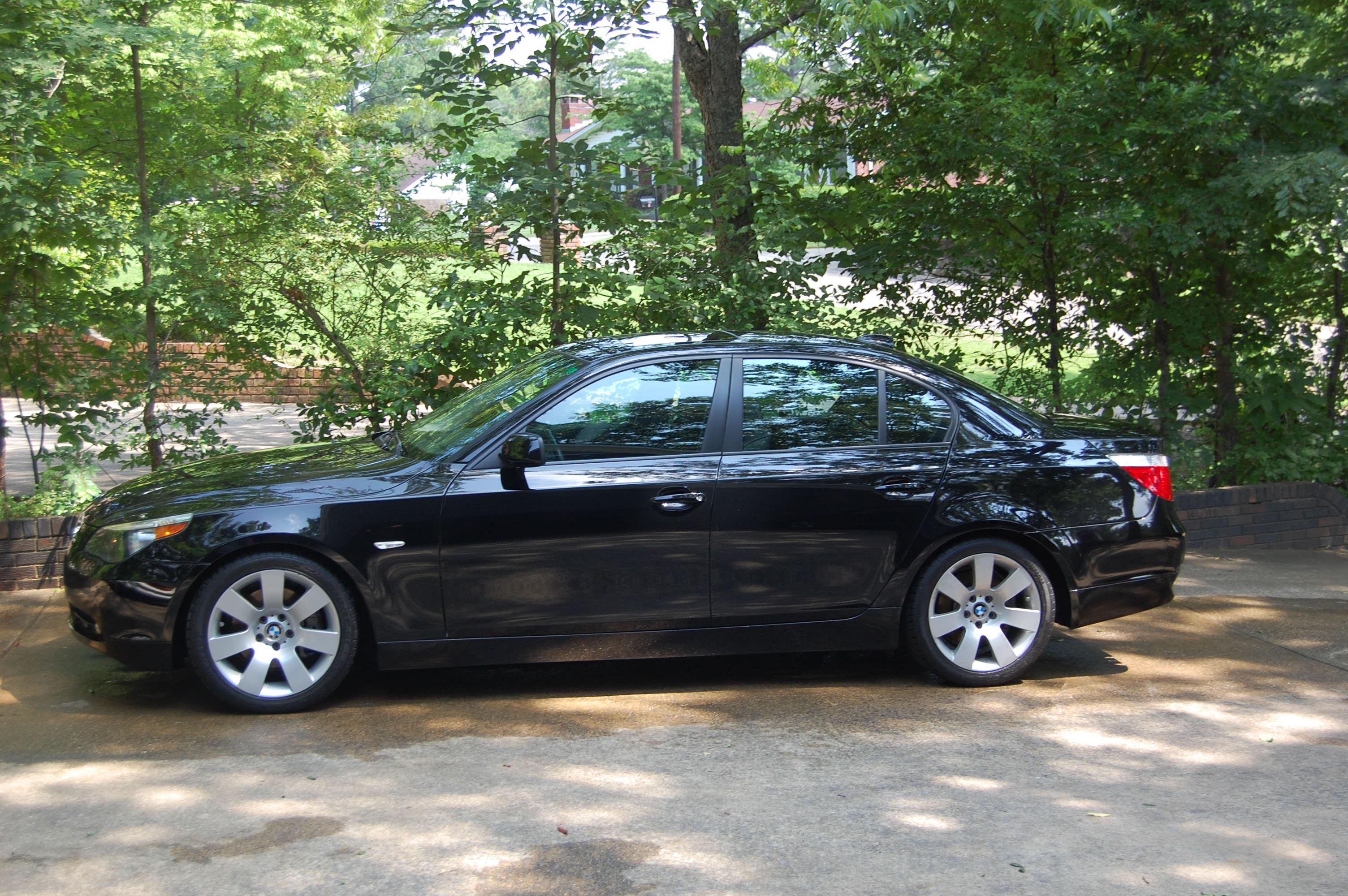 07 BMW 530i Sport/Premium Pkg