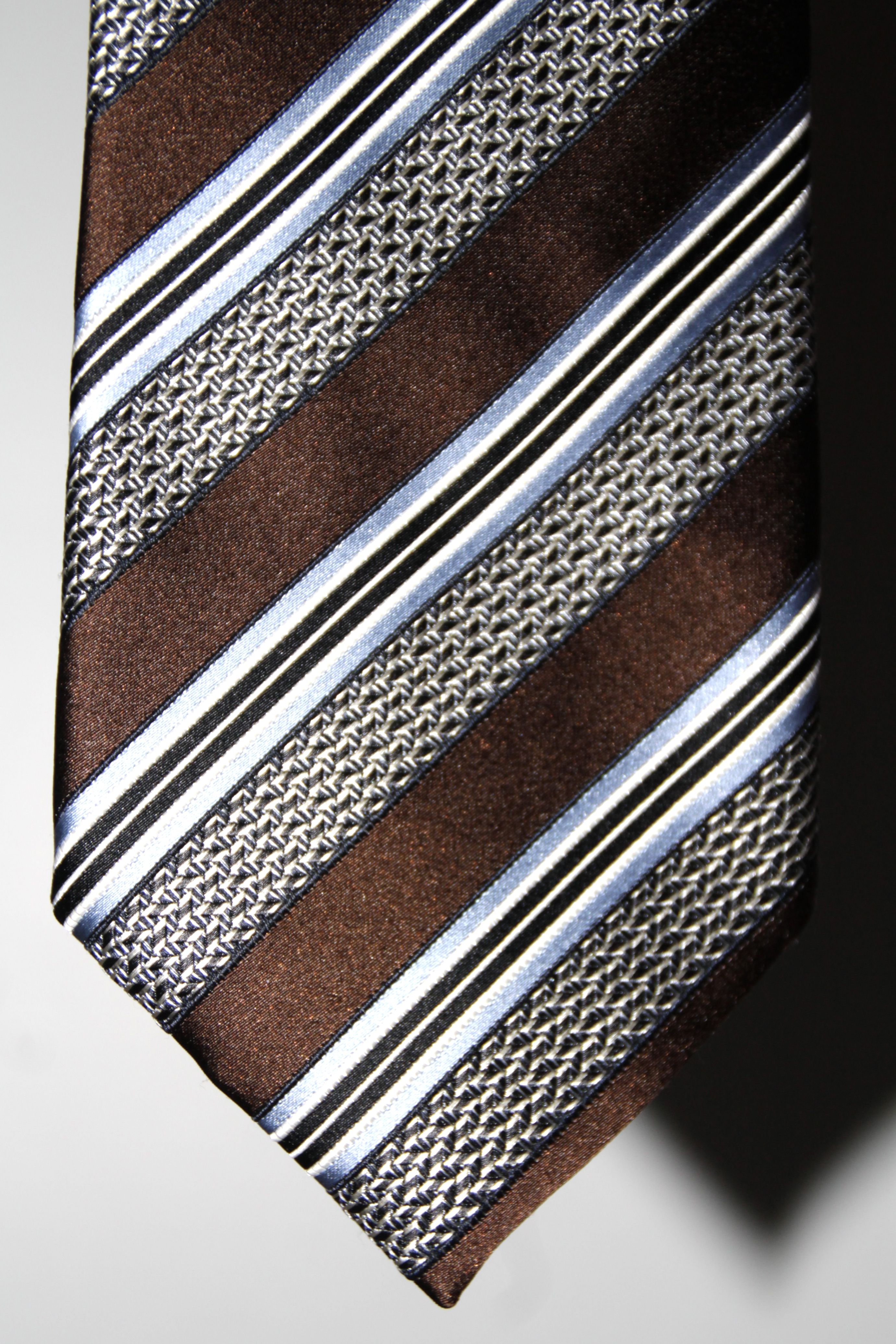 Zegna tie in question