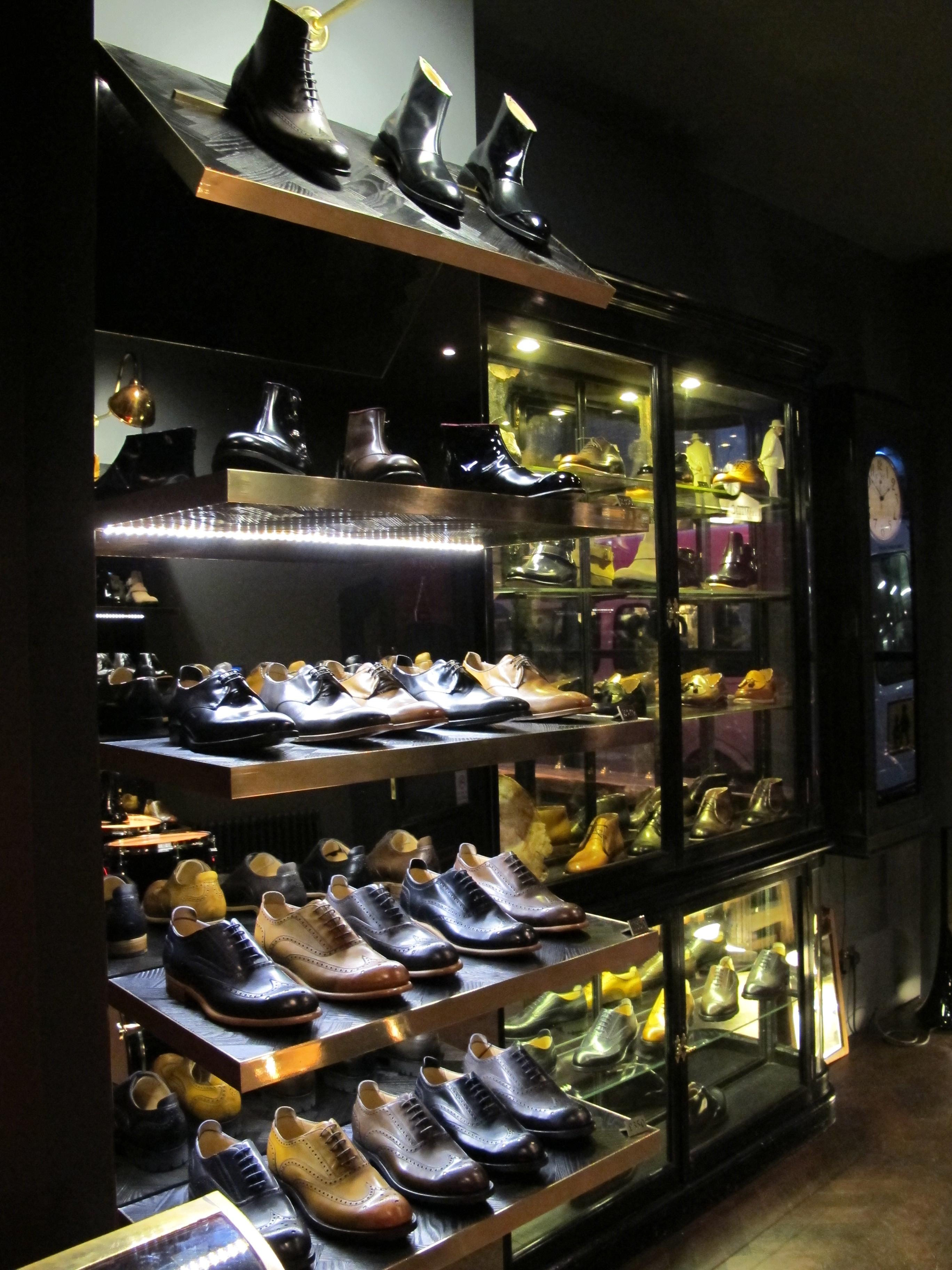 Justin Deakin Shoes Online