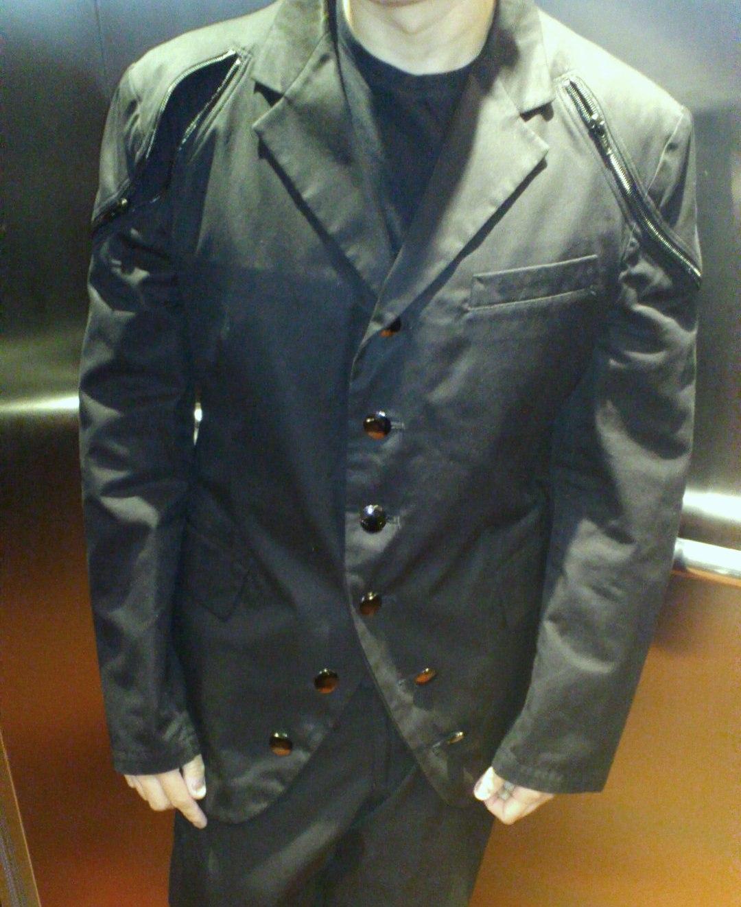 YYPH SS06 Zipper Blazer Fabric.jpg