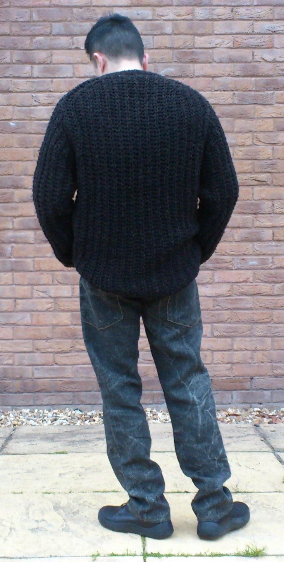 Y's for men SS99 knit.jpg