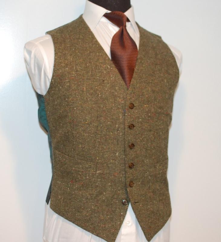 Vintage Vests For Men 108