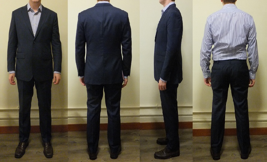 how to start a bespoke suit business