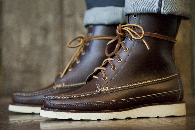 eee0b8c7e4a Oak Street Bootmakers x Faribault Woolen Mills x StyleForum ...