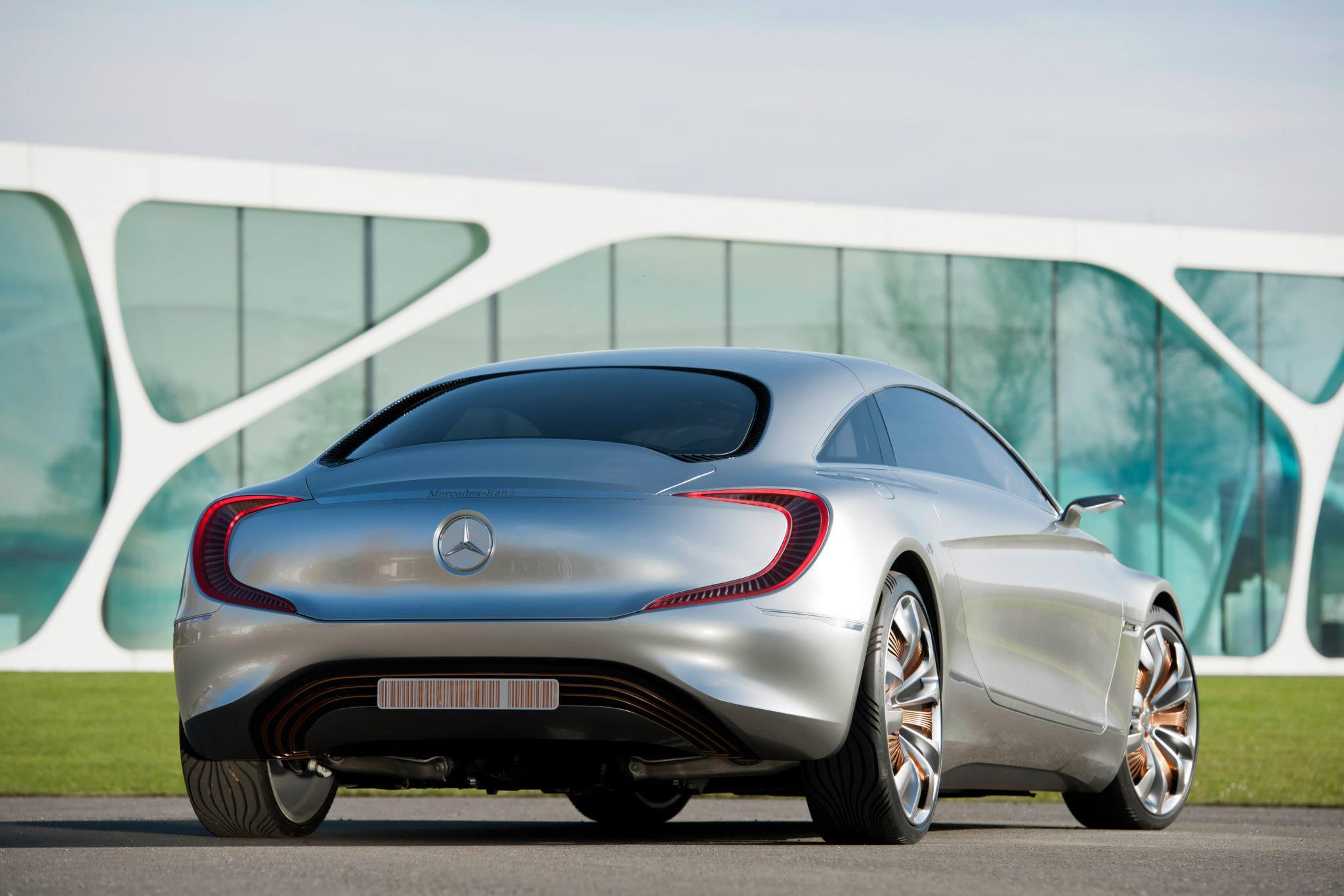 Mercedes-Benz F 125 Concept Car