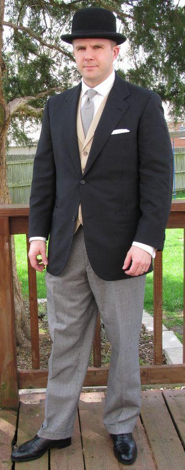 Does Vest Have To Match Suit Colour Styleforum