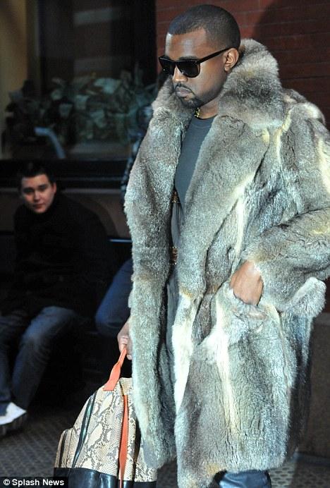 Mink coat/jacket for men