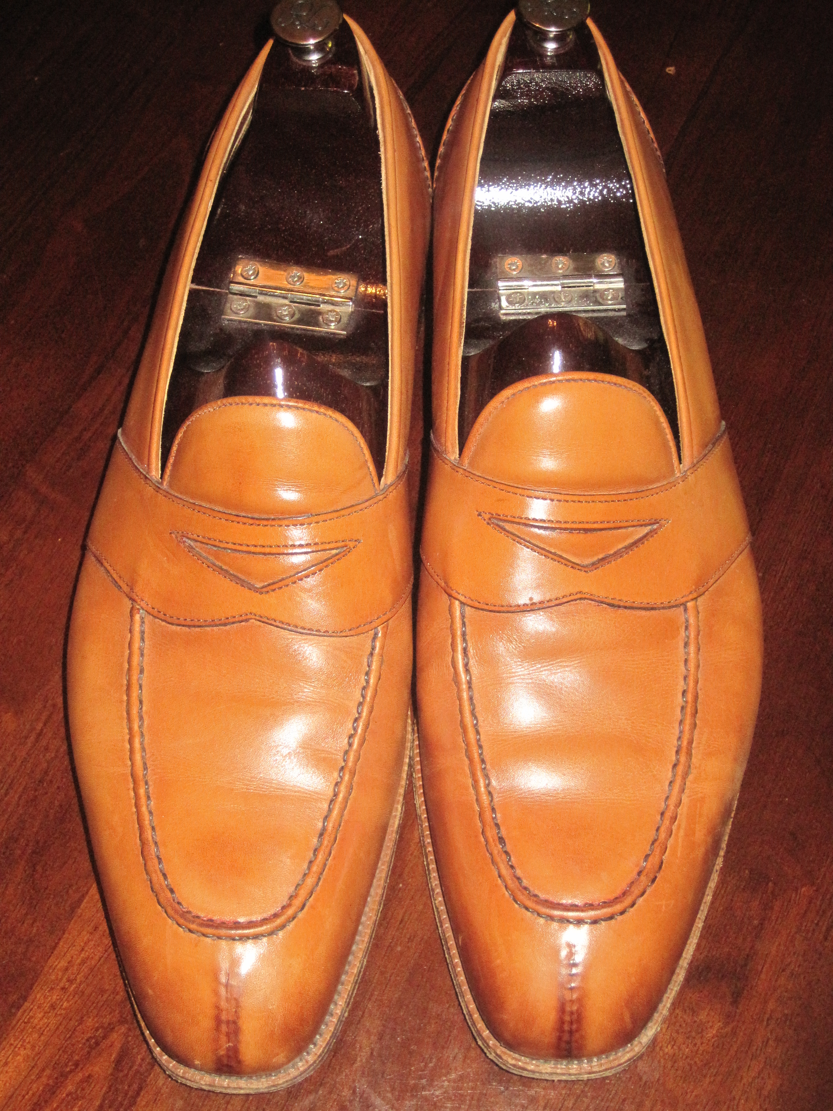 Edward Green Loafers