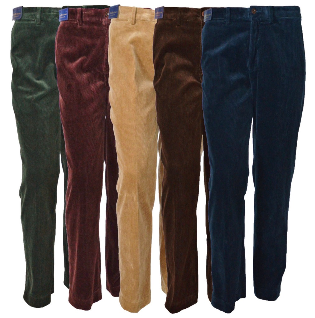 dress corduroy pants