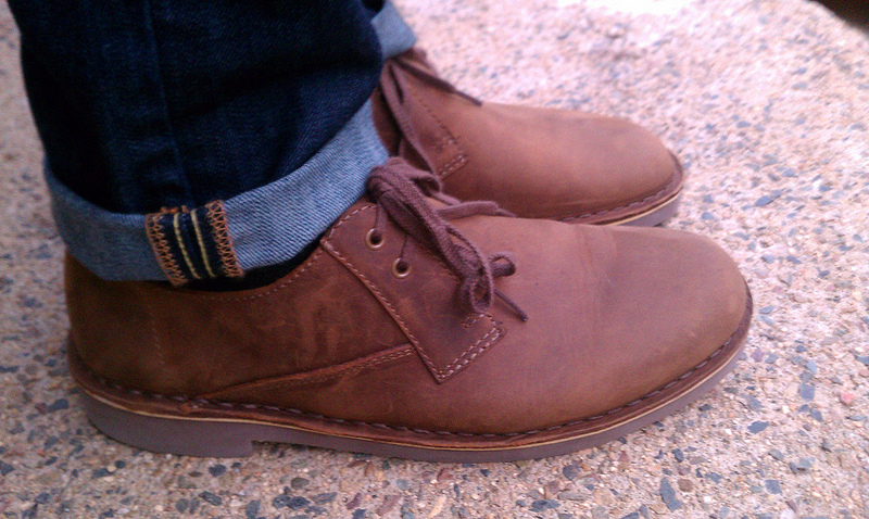clarks desert boots beeswax on feet innovaide