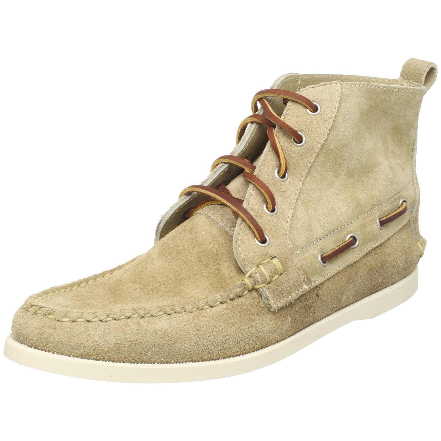 Thoughts on high-top boat shoes?