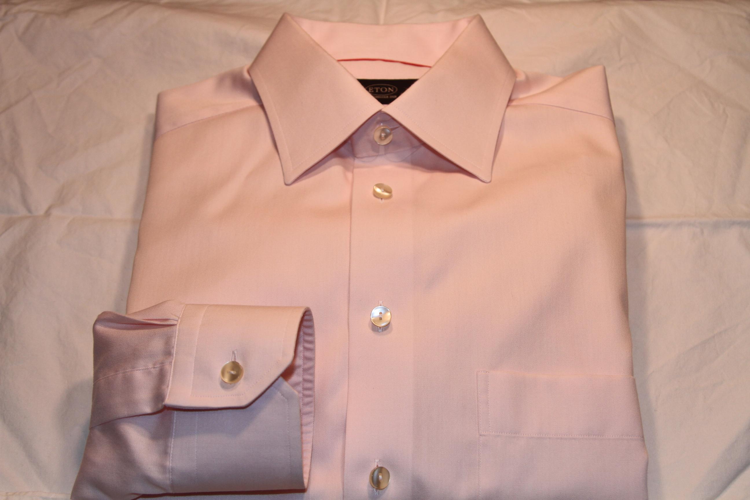 #8 - Eton 41/16 Light Pink Solid