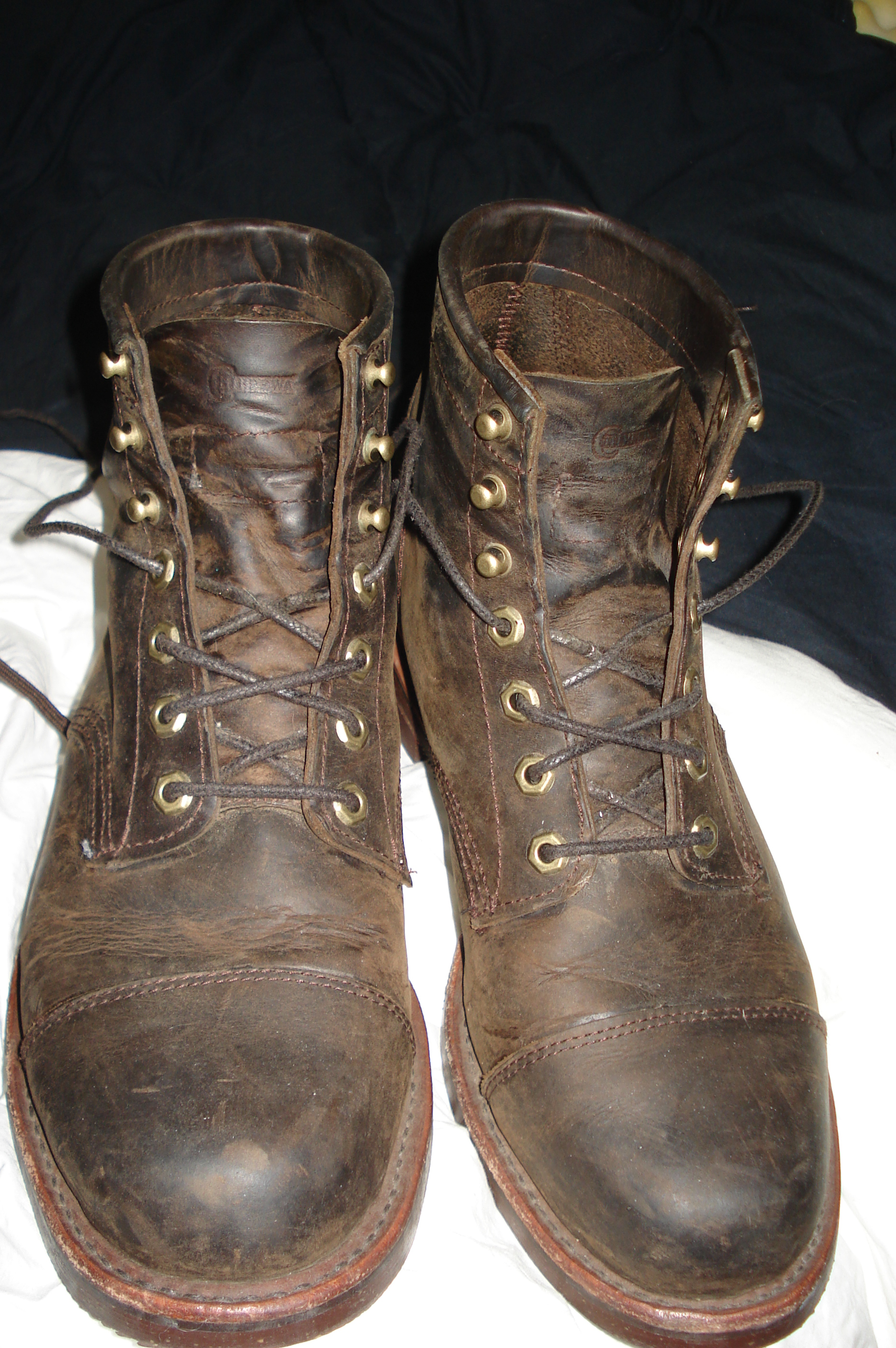 calling all llbean katahdin iron works boots owners page 71