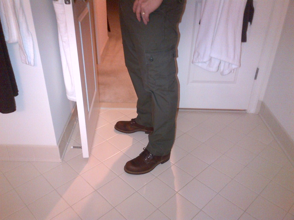 Red Wing Iron Ranger Boots - what's the dilly yo? | Page 30 ...