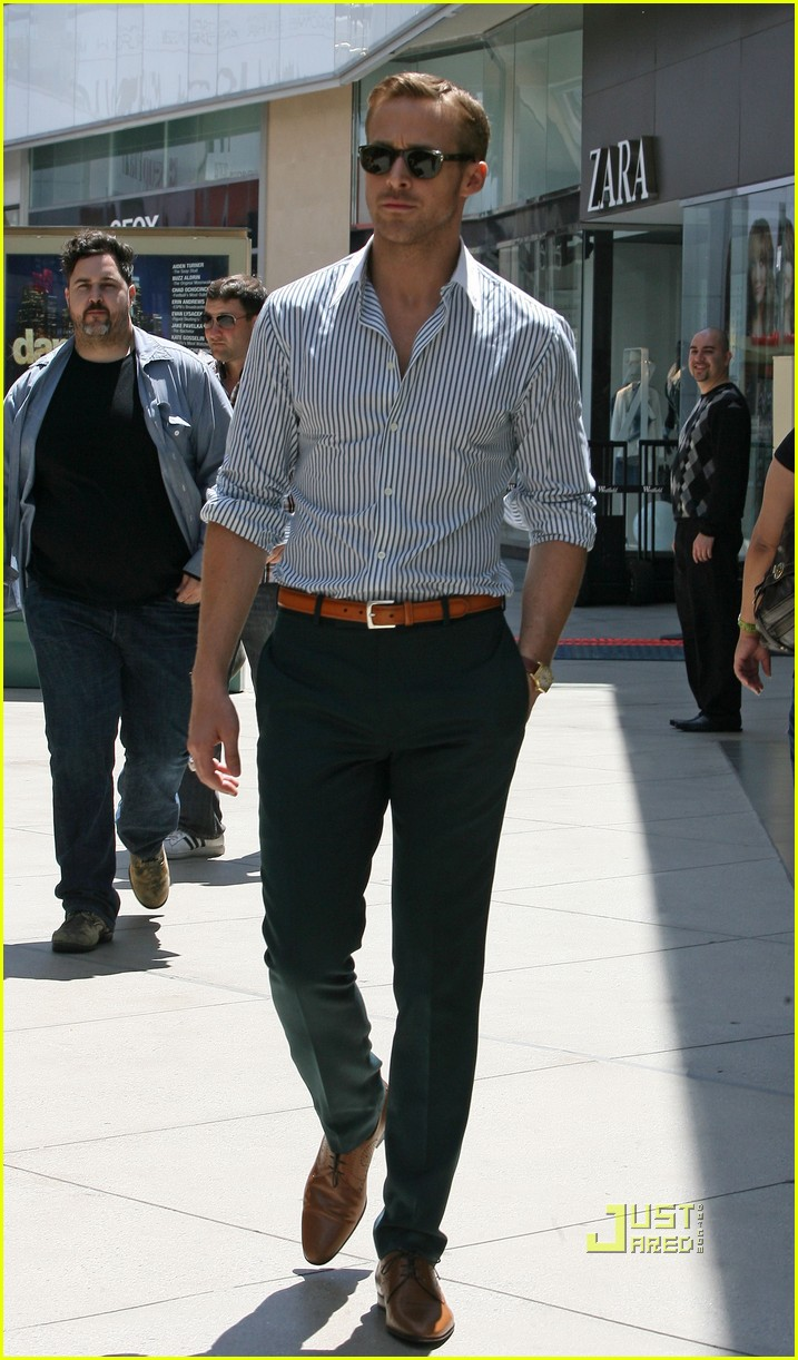 fd95cecd1f Ryan Gosling CRAZY STUPID LOVE belt