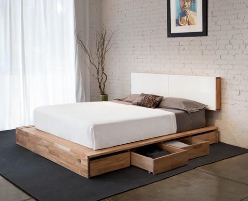 Charming I Have A Mash Studios Bed. Itu0027s Pretty Heavy But Itu0027s Solid Walnut.