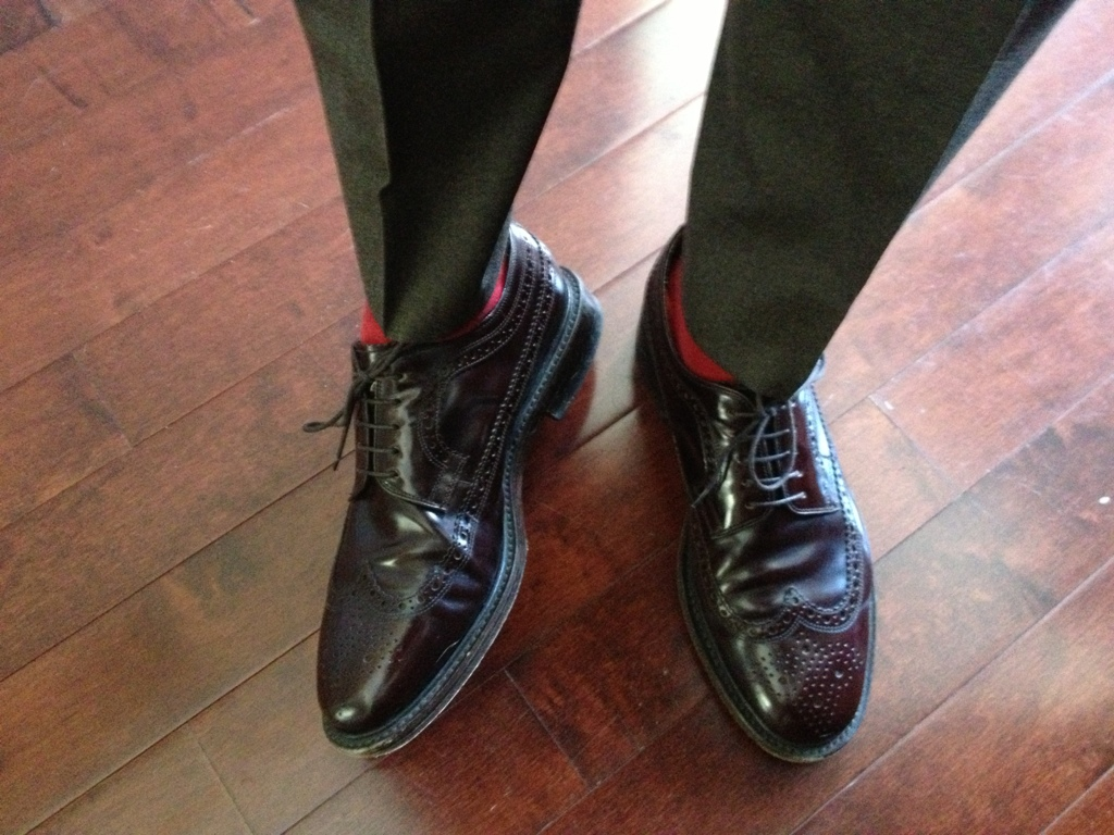 Skinhead Shoes Royal S