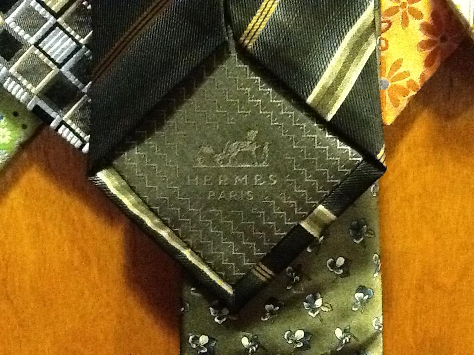 fake hermes neckties