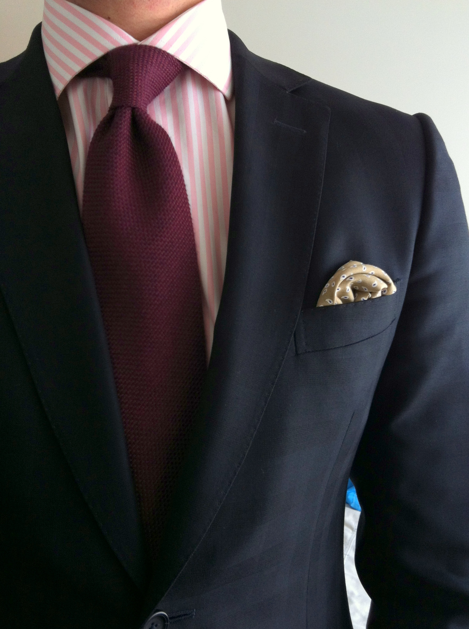 Dimple porn for Ties that go with purple shirts