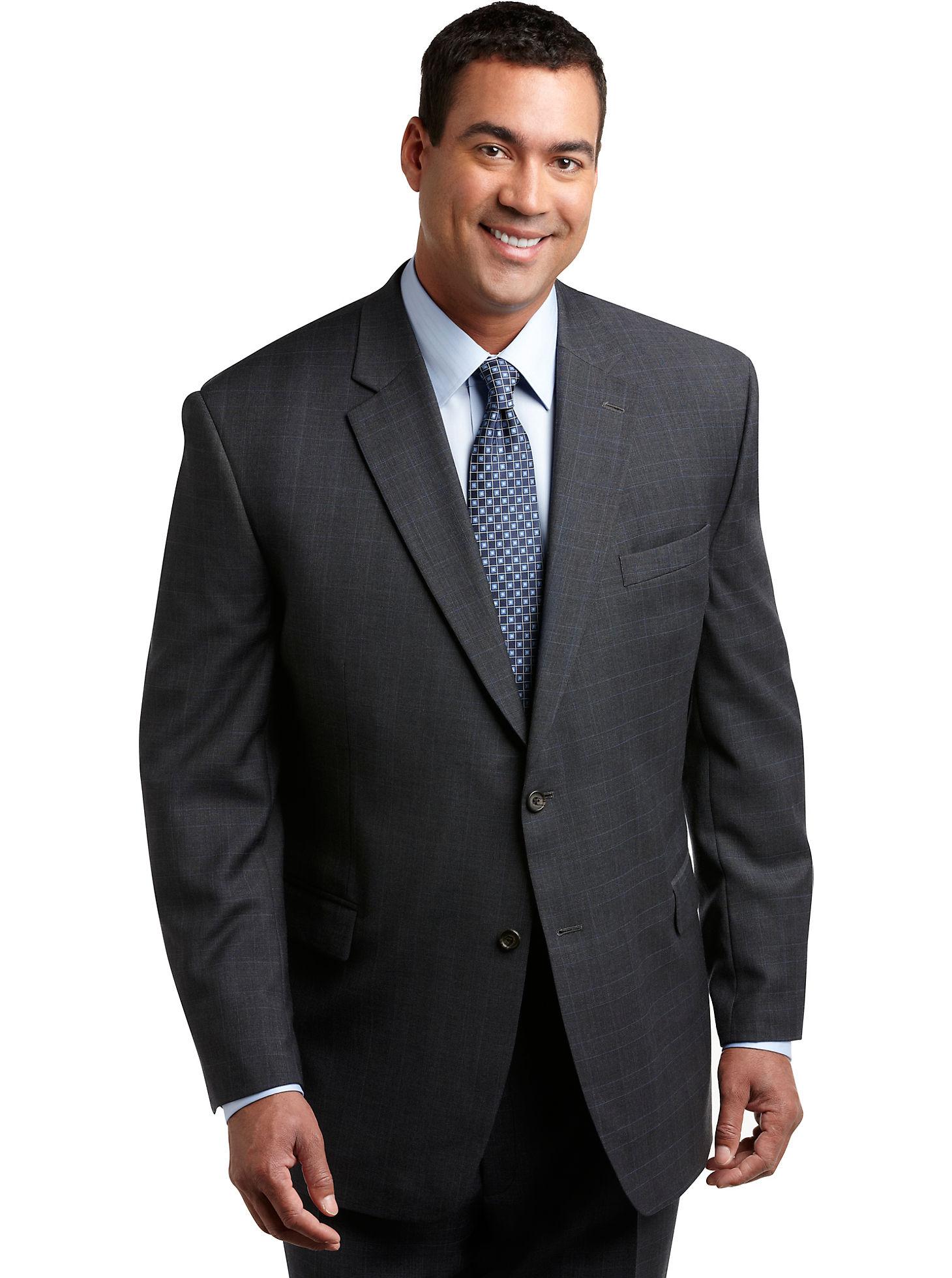 Best Suit at Men's Wearhouse