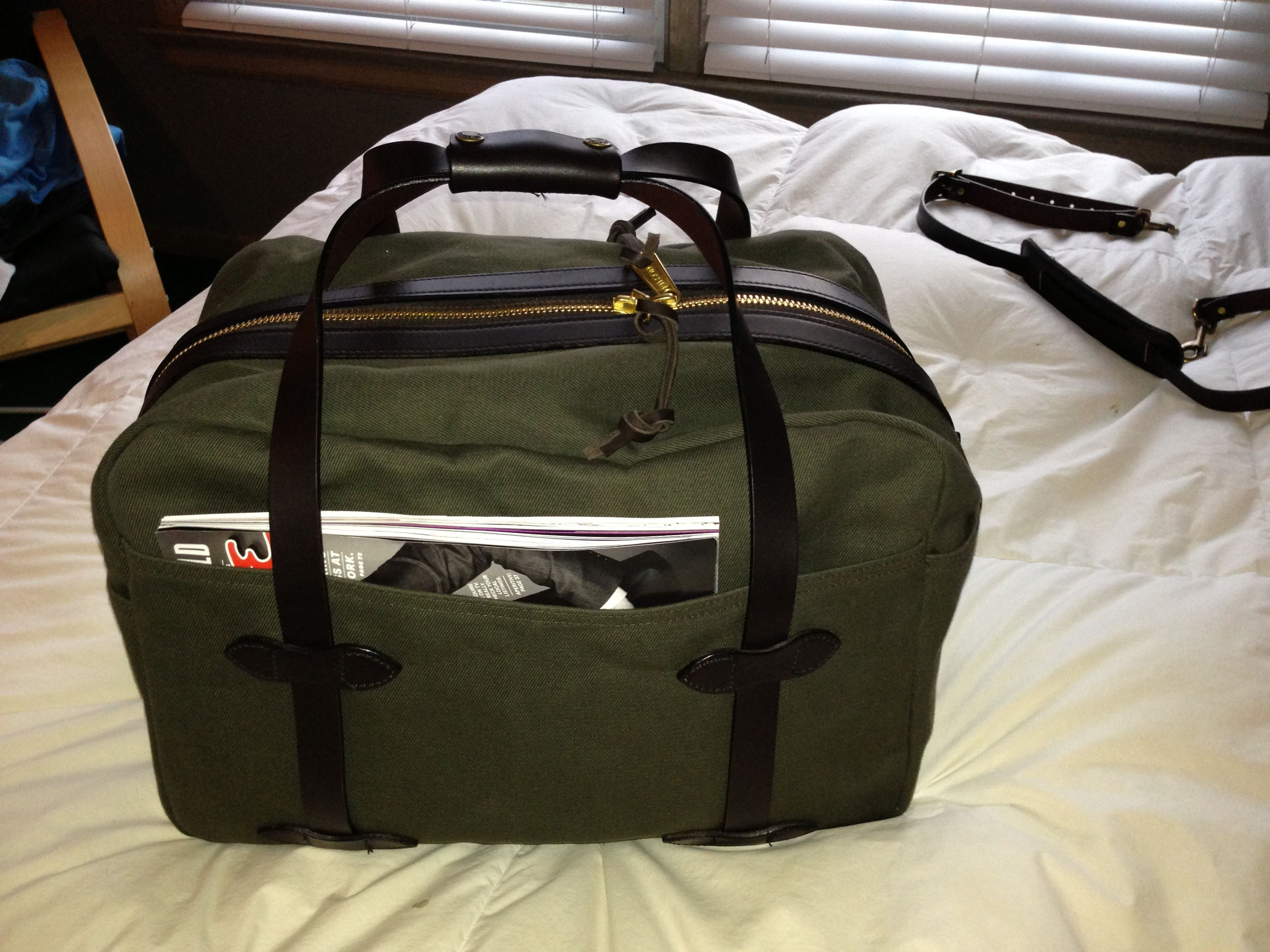 Filson Bag Thread With Pictures