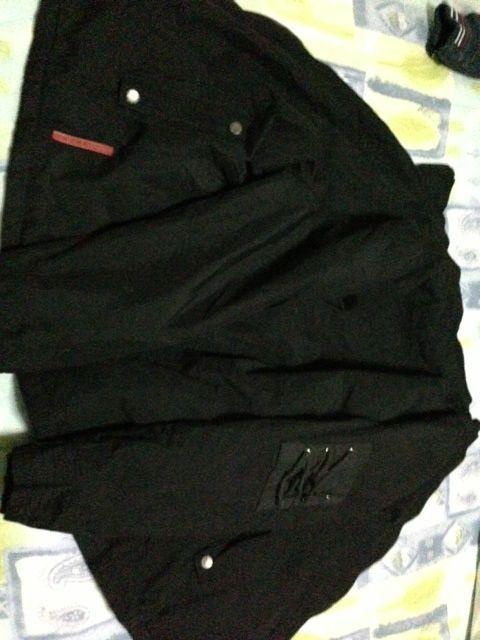 6ac03a57d202 Authentication check please (prada mens jacket)