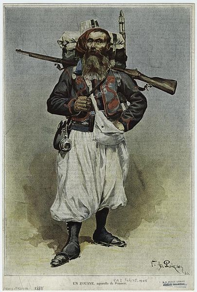 File source: http://commons.wikimedia.org/wiki/File:Zouave1888.jpg