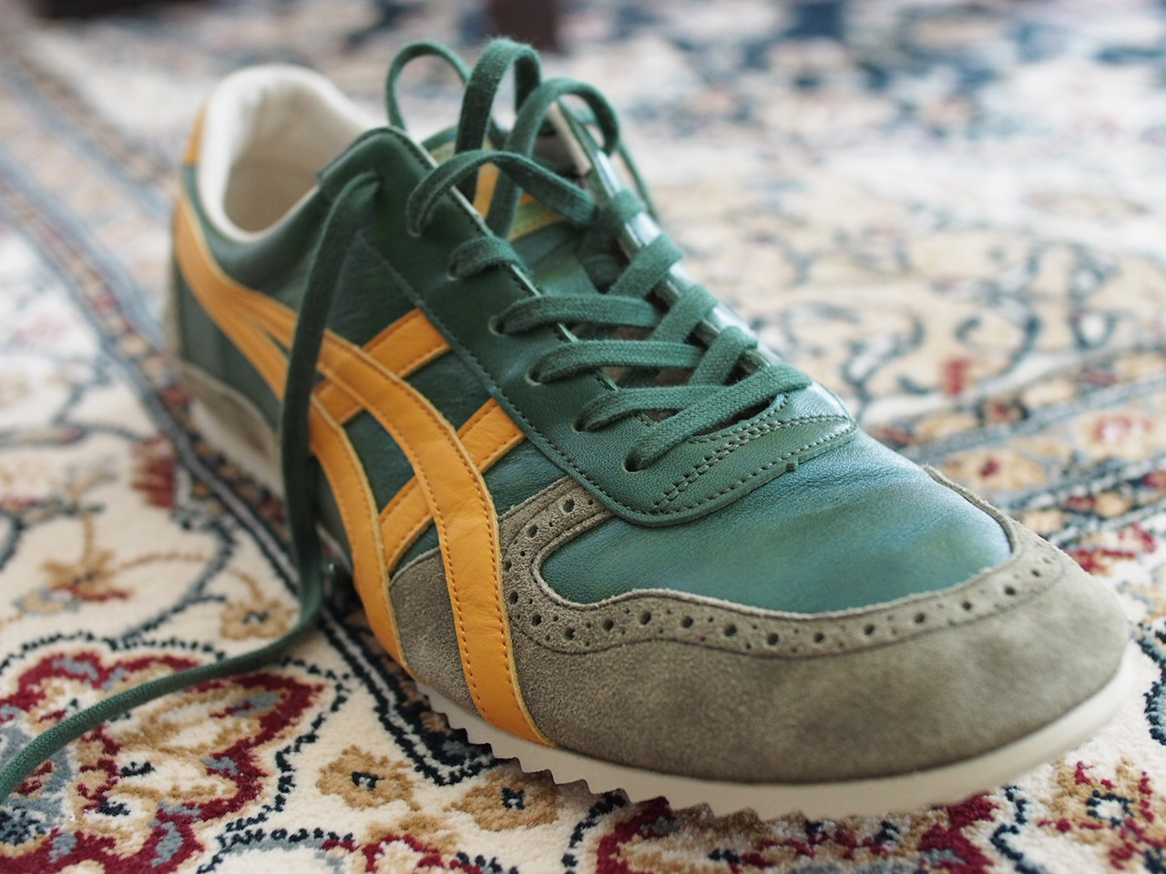 onitsuka tiger limited edition made in japan