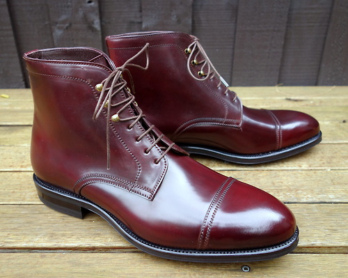 The Shell Cordovan Non Alden Shoe And Boot Thread Page 29