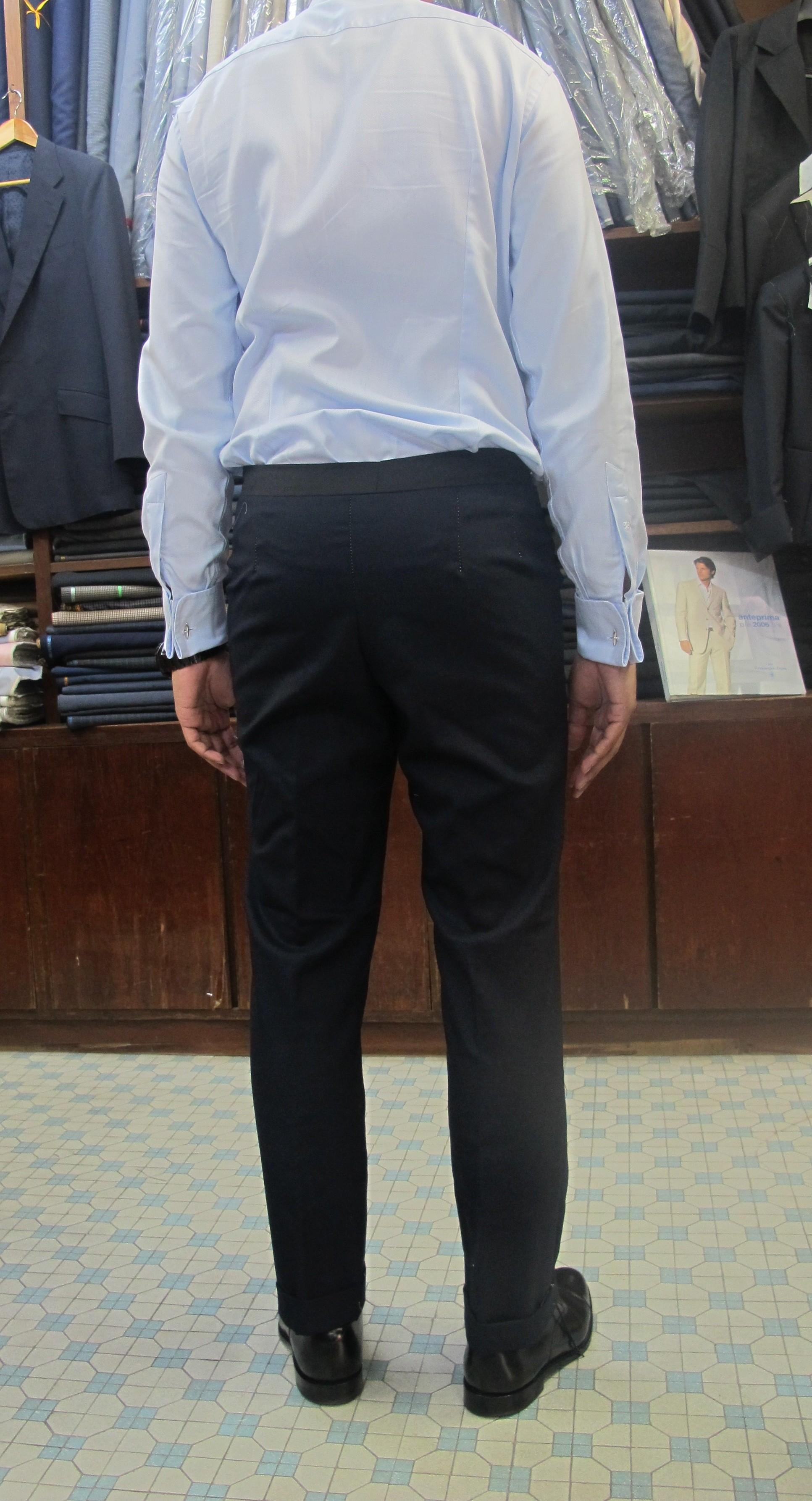 back (pants)