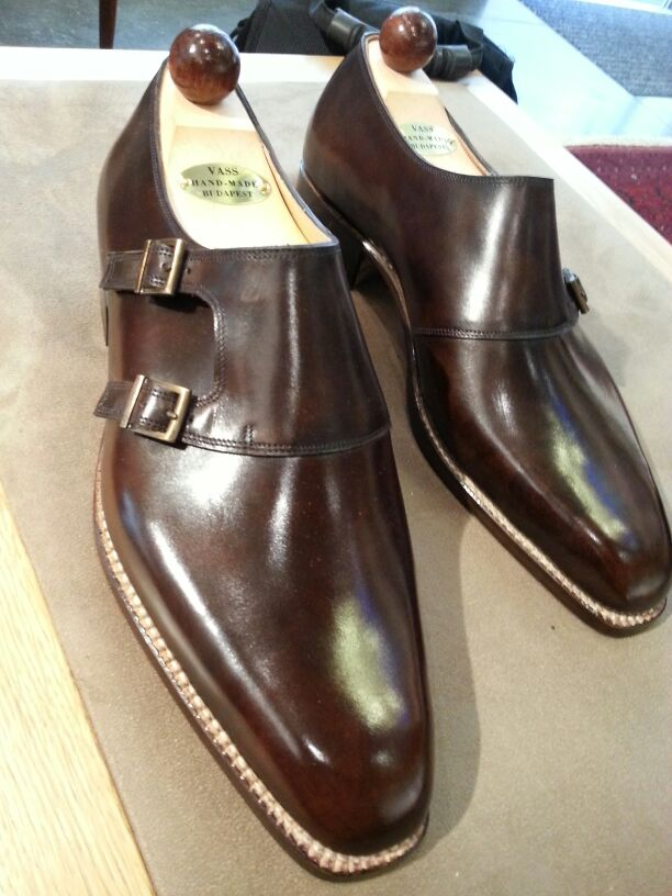 Vass Shoe Sizing