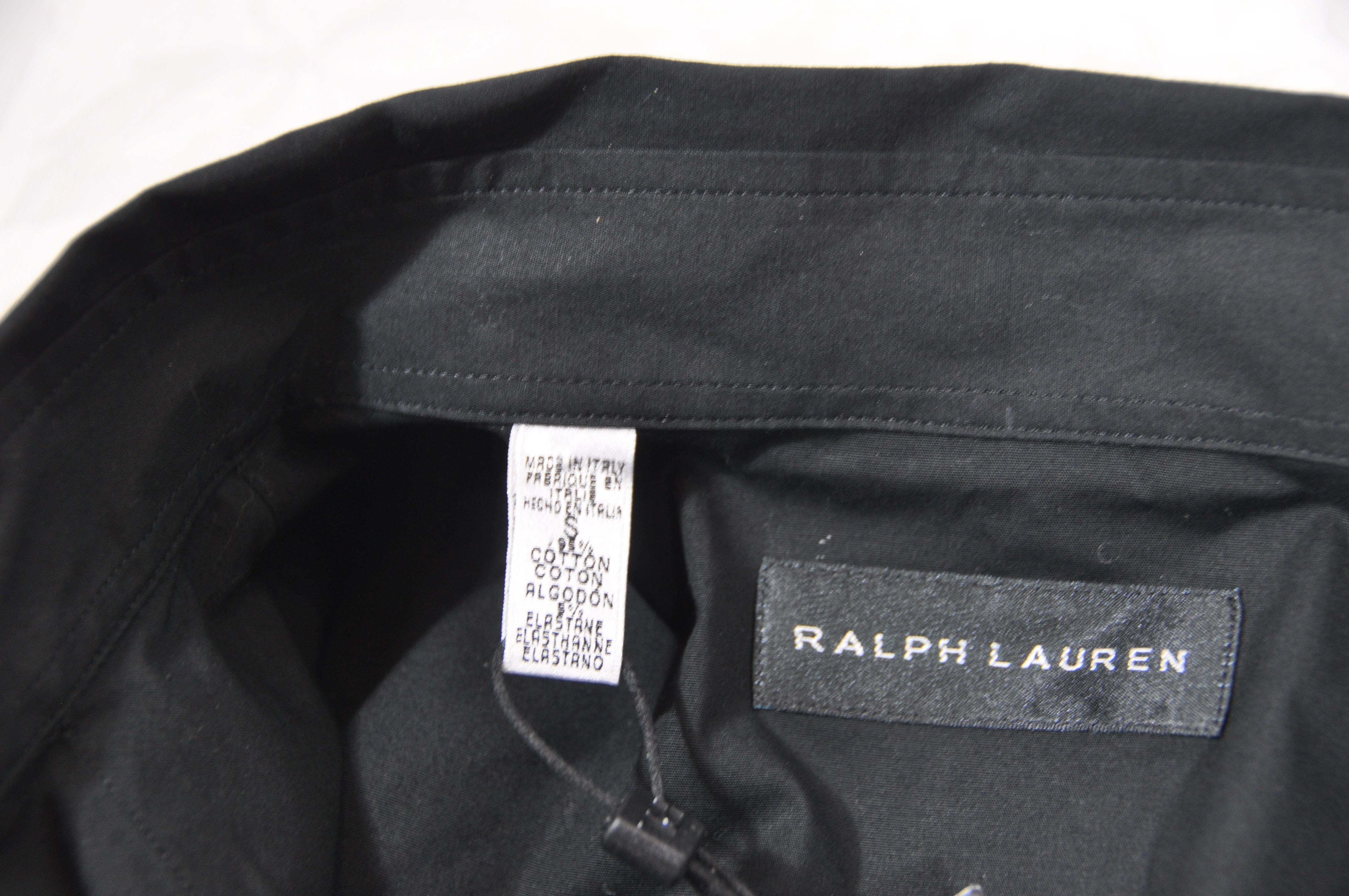 ralph lauren black label ralph lauren shirt