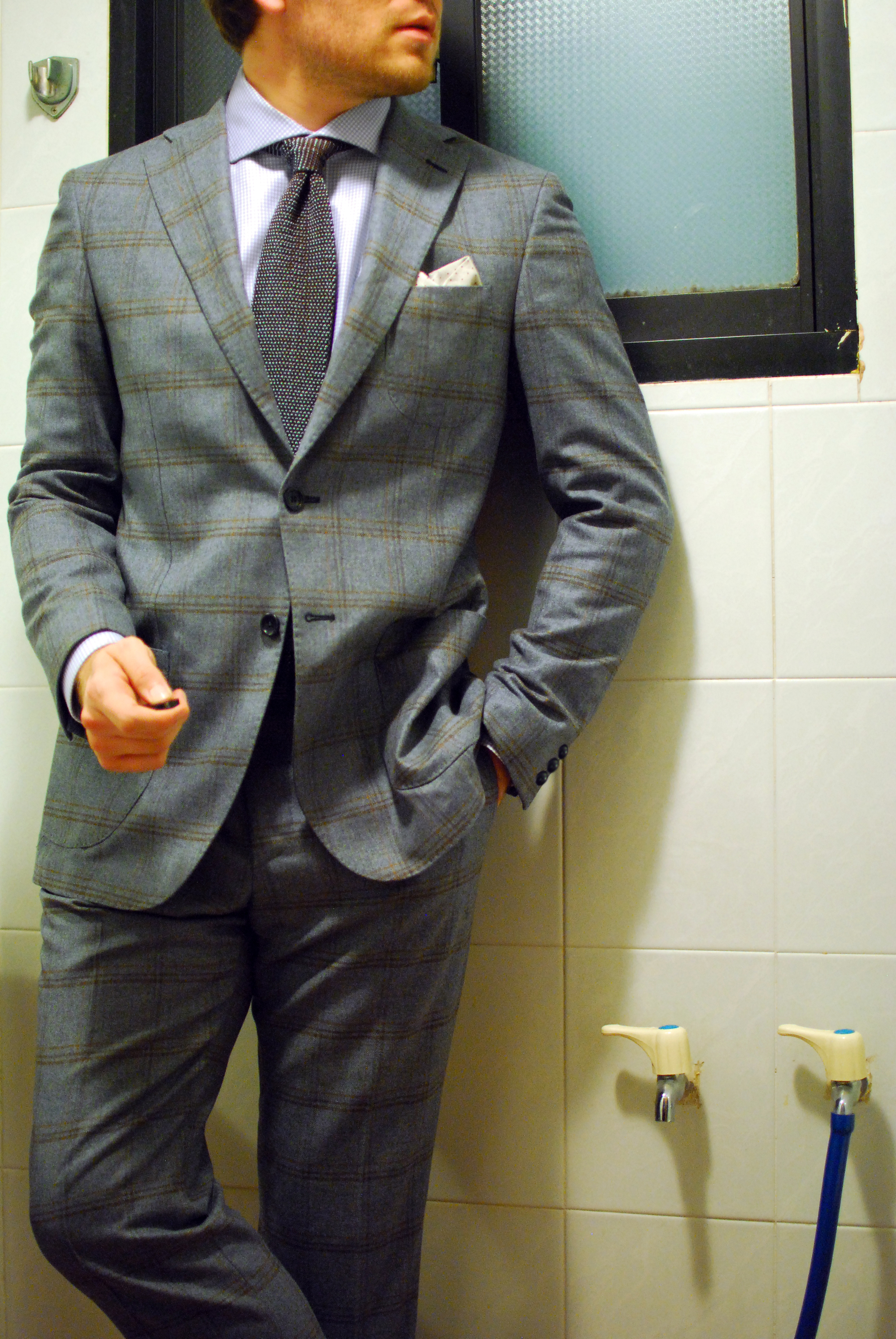 The Casual Suit vs. Odd Jacket and Trousers