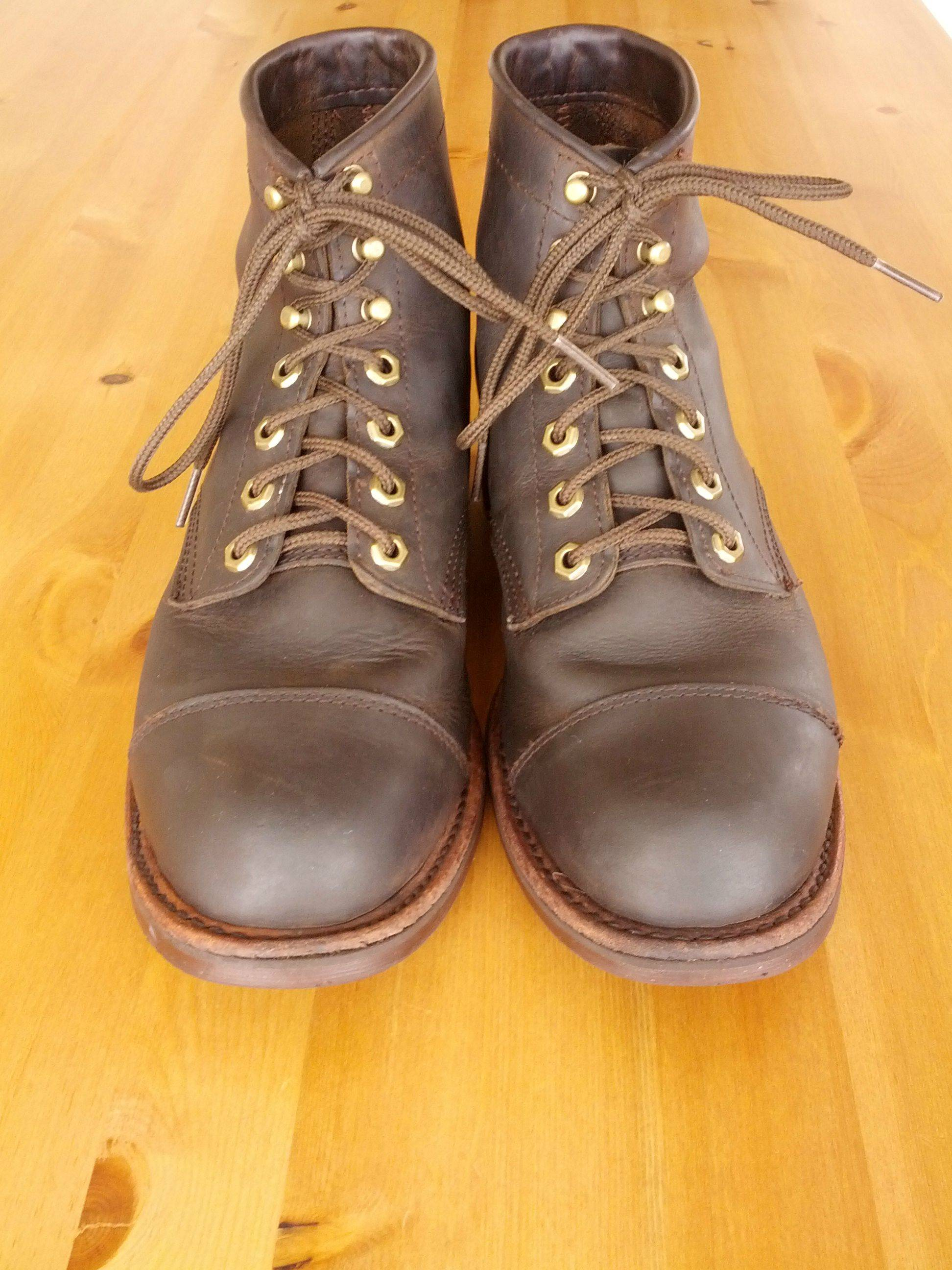 calling all llbean katahdin iron works boots owners page 75
