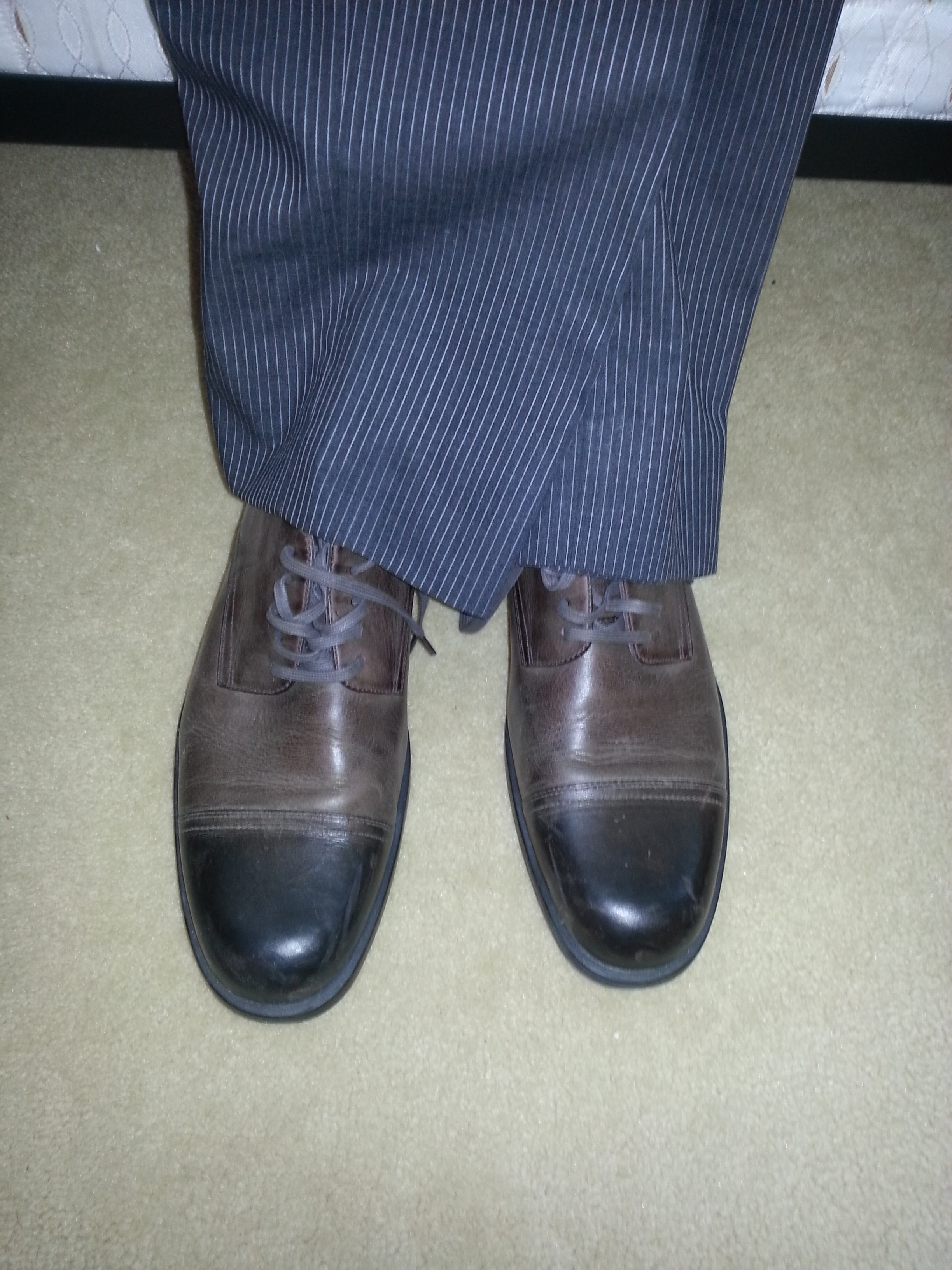 Excellent 25 Ideas On Gray Pants And Brown Shoes  Super Combinations That