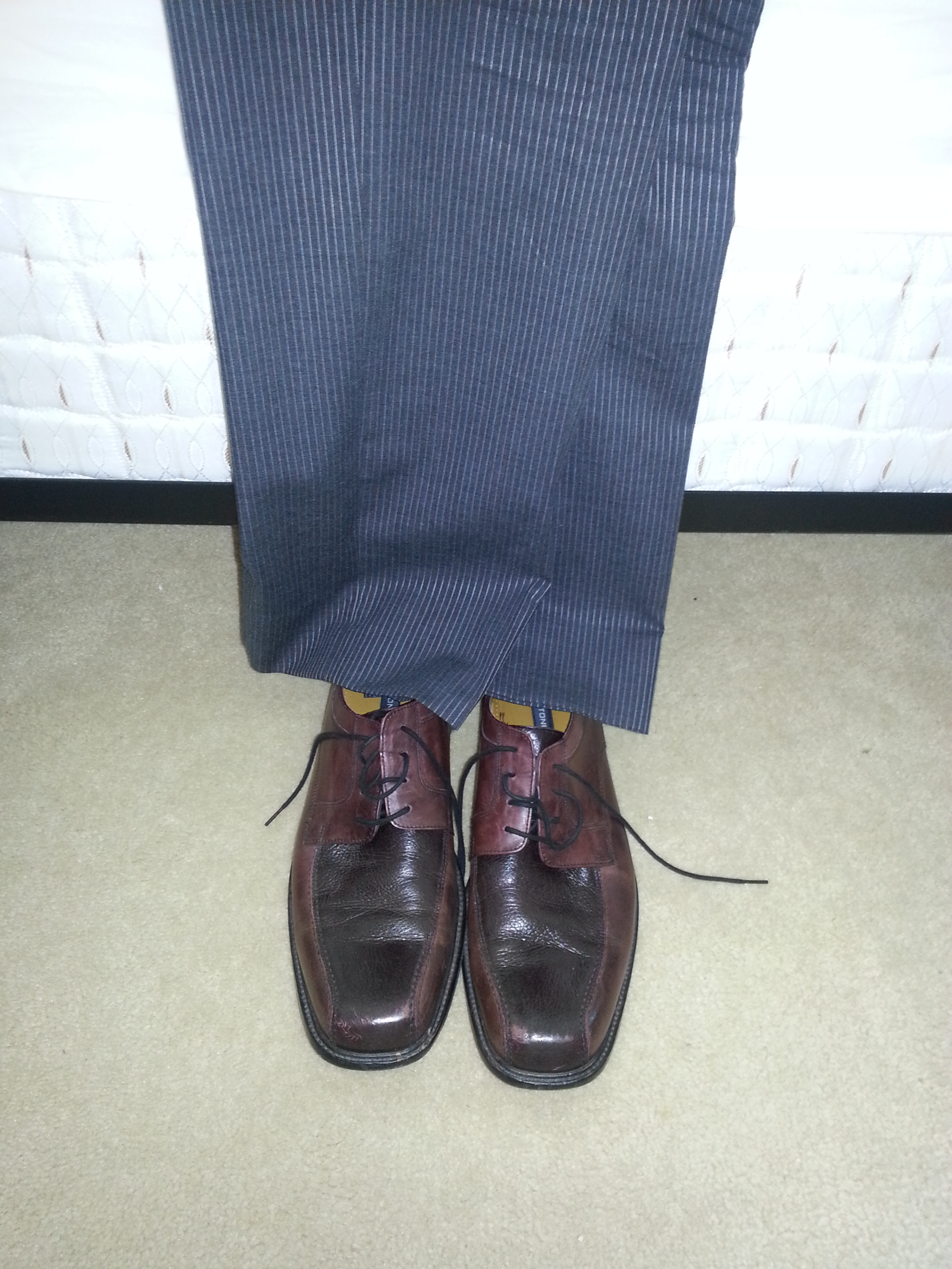 Creative What Color Pants Look Best With Brown Shoes  Quora