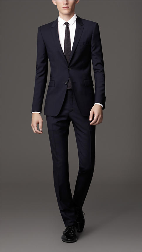 Burberry Slim Fit Suit . . . | Styleforum