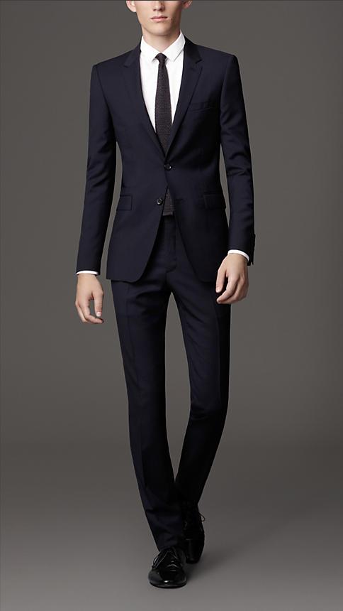 Burberry Slim Fit Suit . . .