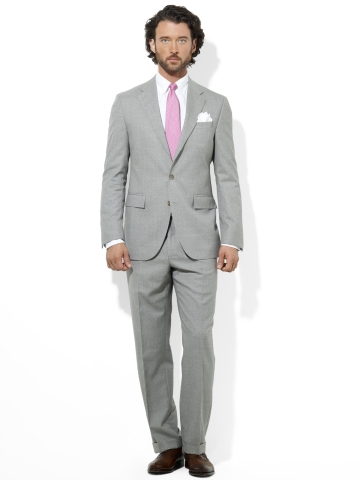 How Versitile is a Light Gray Suit?
