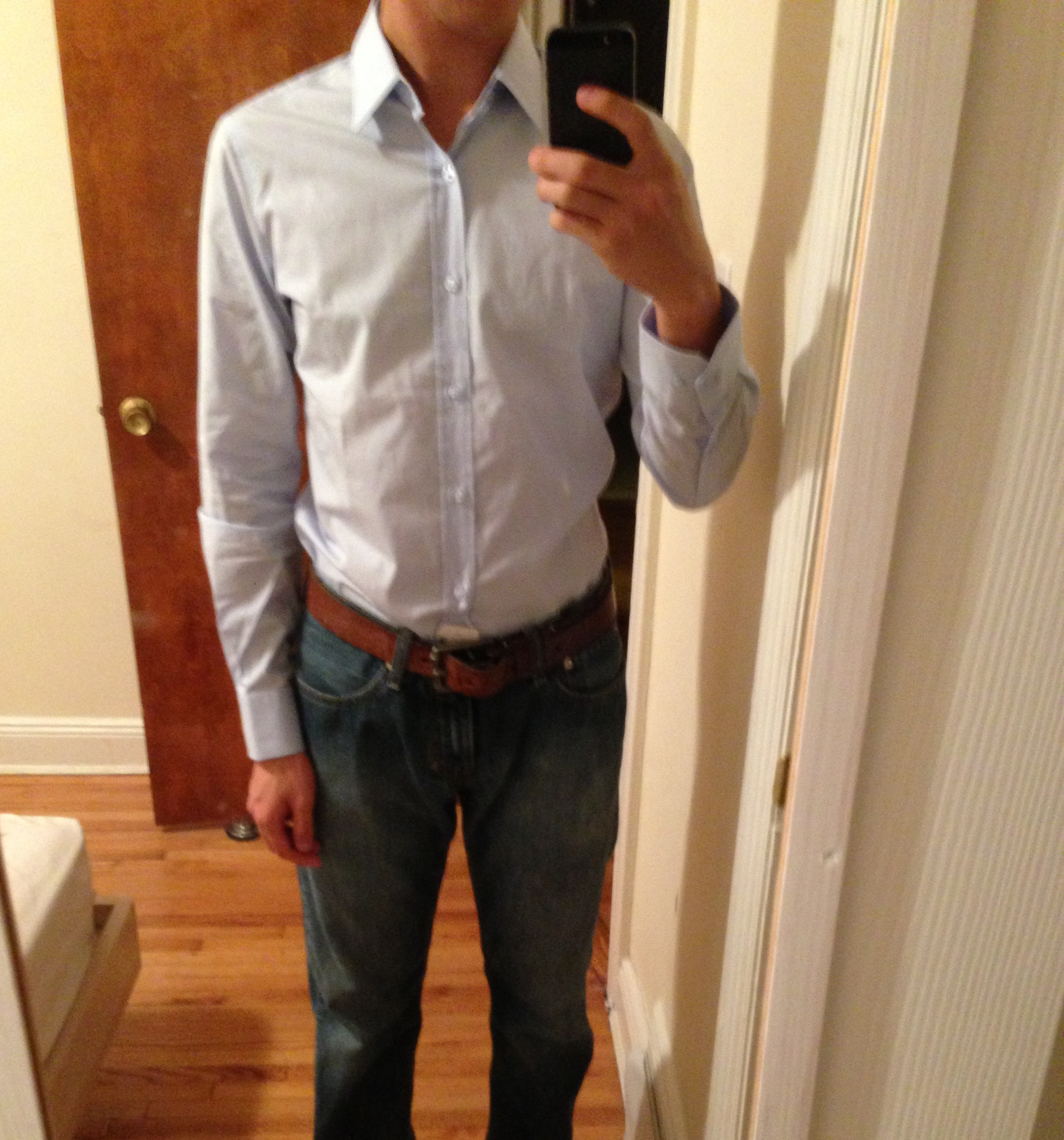 looking for advice on dress shirt fit styleforum