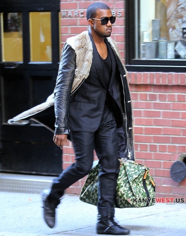 Kanye_West_3.1_Phillip_Lim_Fur_Leather_Sleeves_Coat_Louis_vuitton_Monogramaflouge_Keepall_55_bag.jpg