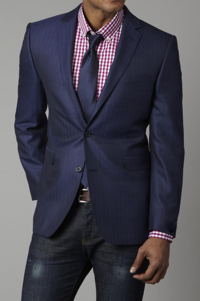 Advice re: navy suit jacket | Styleforum