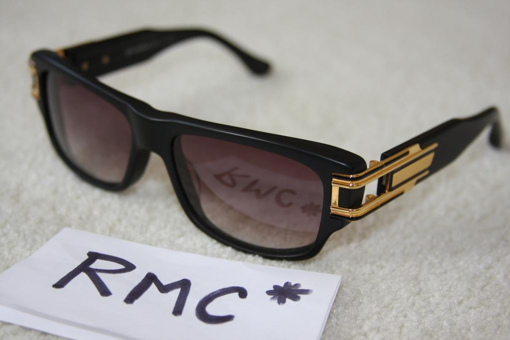 a81a041338 DITA GRANDMASTER ONE Limited Matte Black   18k Gold Sunglasses ...